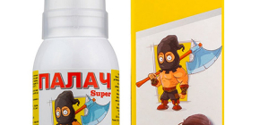 Отзывы о средстве Палач Super от клопов, тараканов, блох и муравьев