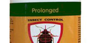 Insect Control Prolonged