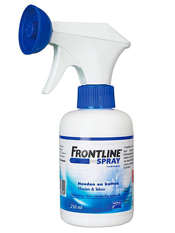 Спрей против блох Frontline