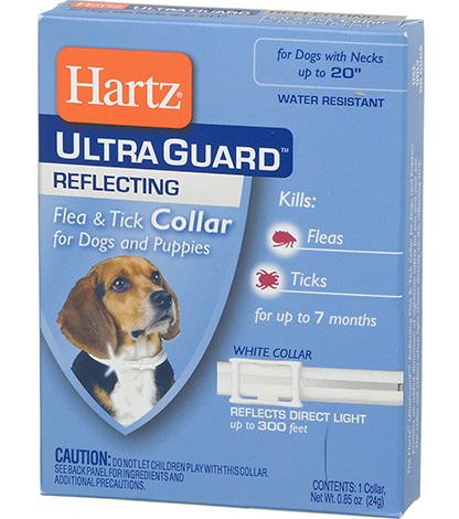 Ошейник от блох для собак Hartz Ultra Guard