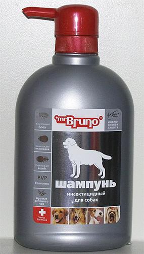 В шампуне Mr.Bruno оптимально сочетаются цена и качество