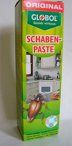 Немецкий инсектицидный гель от насекомых Globol