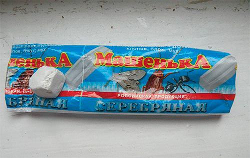 - средство против тараканов машенька: