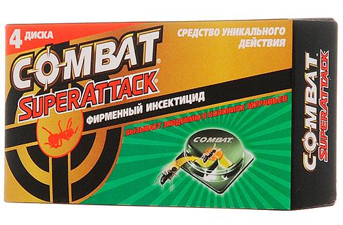 Ловушки для муравьев Combat Superattack