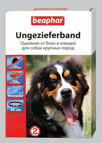 Ошейник от блох и клещей Beaphar для собак