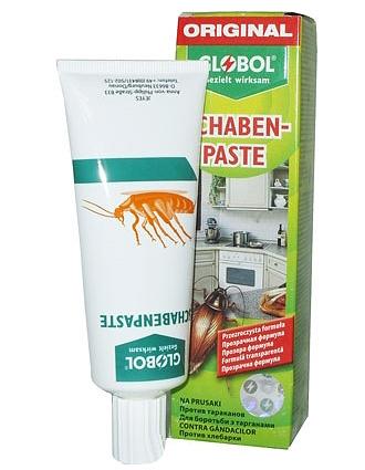 Покупая гель Глобол от насекомых, остерегайтесь подделок