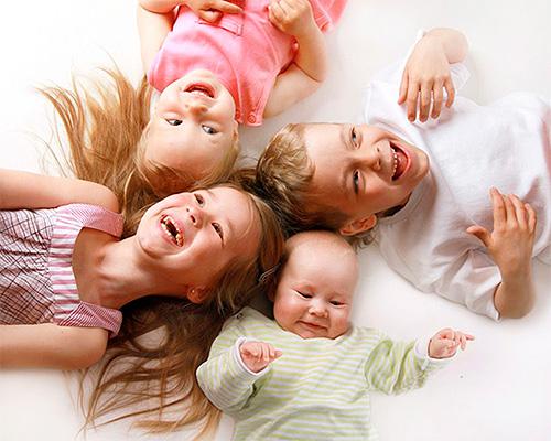 Заражаемость детей вшами значительно выше, чем у взрослых