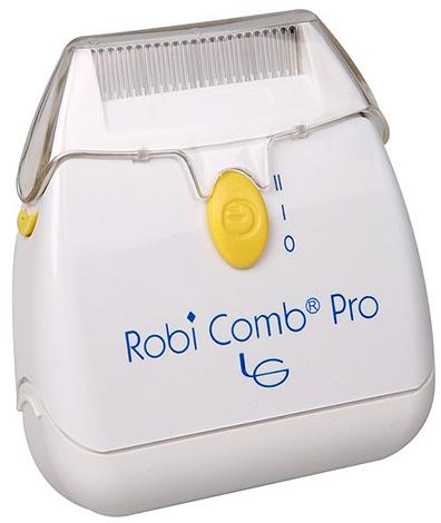 Электронный гребень от вшей Robi Comb Pro