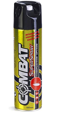 Средство Combat SuperSpray