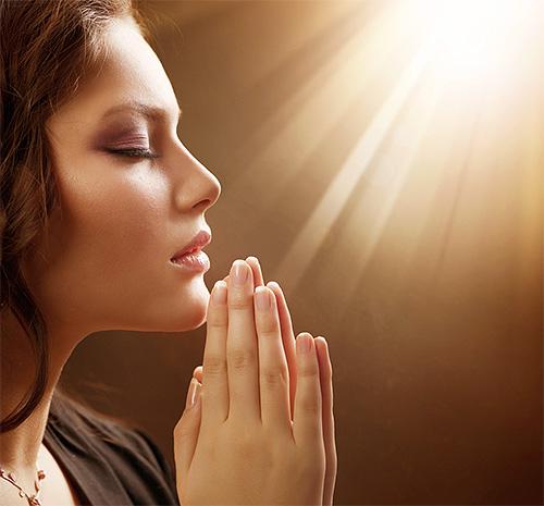 Молитва для избавления от вшей имеет совершенно другую природу, нежели заговоры