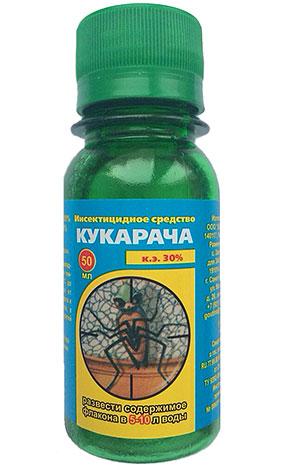 Концентрат средства от насекомых Кукарача