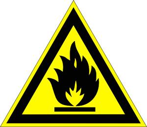 Следует помнить, что керосин и денатурат являются пожароопасными веществами и легко могут воспламениться