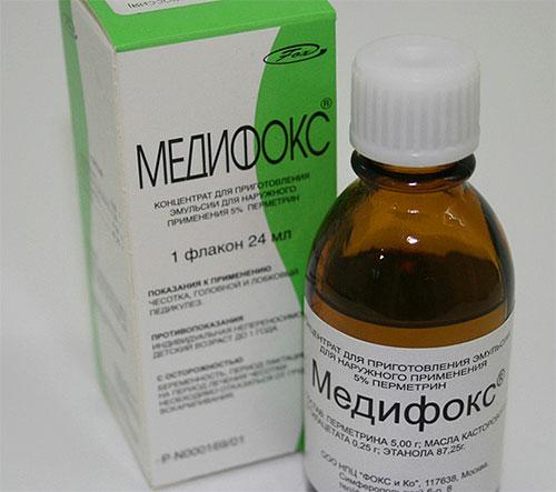 Медифокс-концентрат для приготовления эмульсии