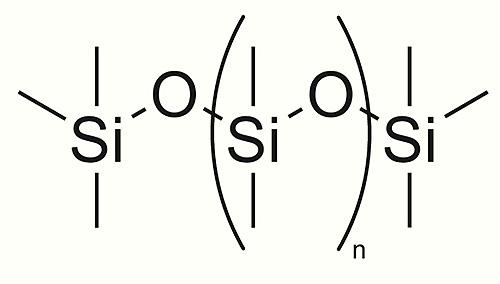 Диметикон является жидким силиконом
