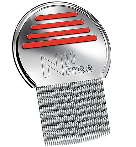 Гребень Nit Free очень похож по внешнему виду на AntiV, а купить его можно на знаменитом амазоне всего за 11 долларов.