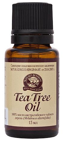 Масло чайного дерева можно также добавить в свой любимый шампунь