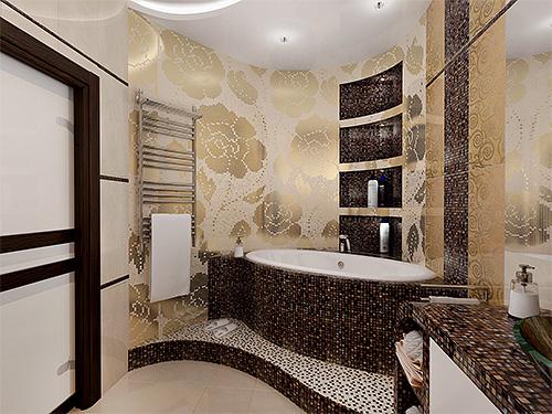 Лучший способ профилактики появления нежелательных насекомых в ванной - хороший ремонт