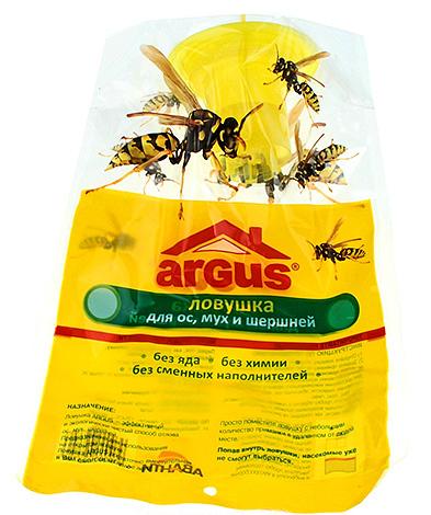 Ловушка для ос, мух и шершней Argus
