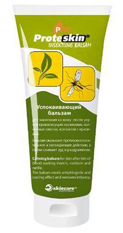 Средство после укусов насекомых Инсектлайн