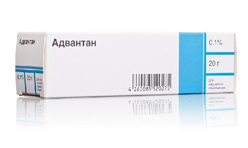 Адвантан - это гормональное средство, поэтому при беременности его применять не рекомендуют.