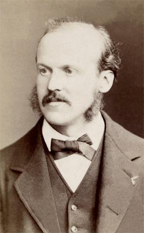Альфонс Эдвардс - ученый, первым описавший гигантских изопод.
