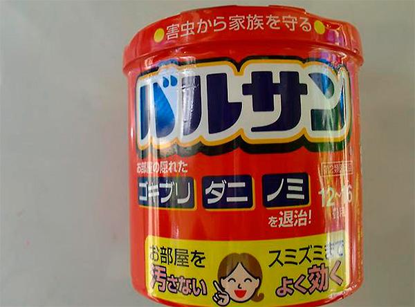 Японская дымовая шашка от насекомых