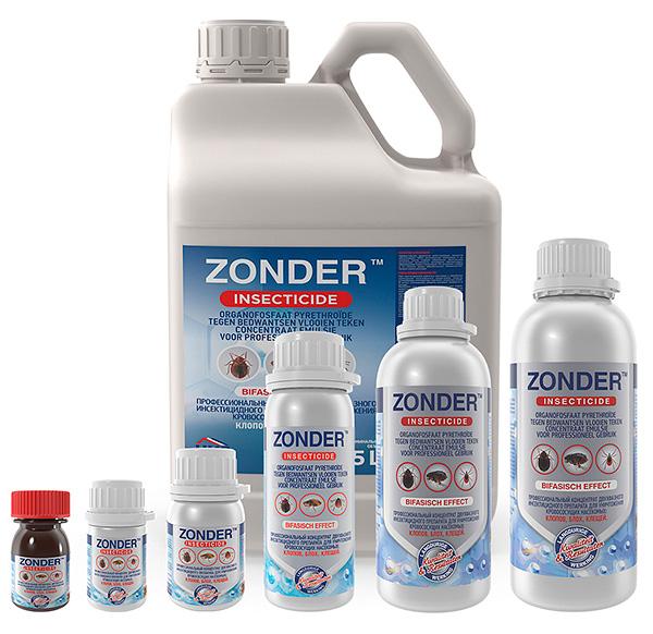 Купить средство от клопов Зондер сегодня проще всего в интернет-магазинах...