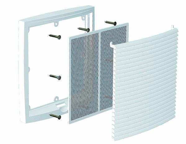 Для профилактики проникновения клопов из соседних квартир на вентиляционное отверстие следует установить мелкую сетку.
