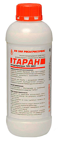 Инсектоакарицидное средство Таран