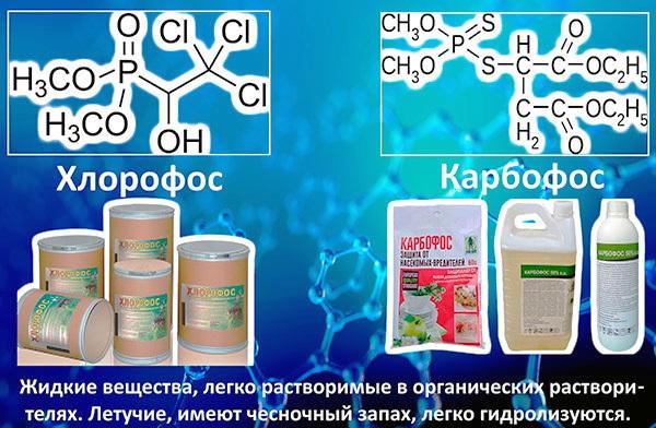 Фосфорорганические соединения (ФОС)