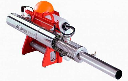 Оборудование для уничтожения насекомых-паразитов