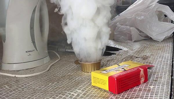 Инсектицидная дымовая шашка Самуро