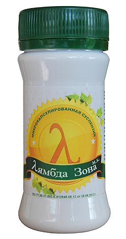 Лямбда Зона - микрокапсулированный препарат практически без запаха.