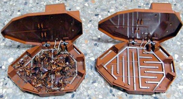 Электрическая ловушка для тараканов