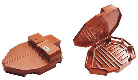 Пример электрической ловушки для тараканов