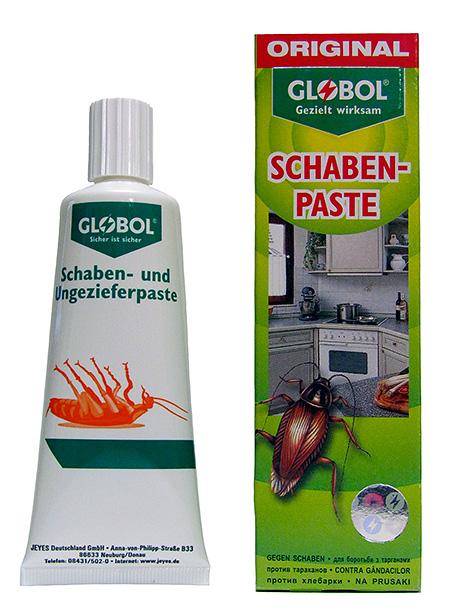 Гель от тараканов Глобал