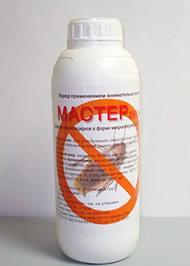 Мастер 250 (Gett) от тараканов и клопов