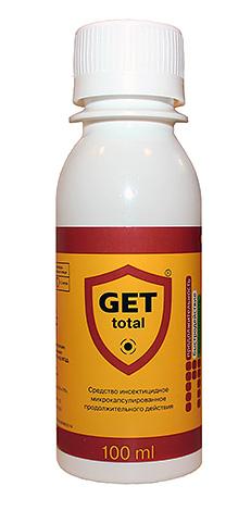 Средство от тараканов Get (концентрат, 100 мл)