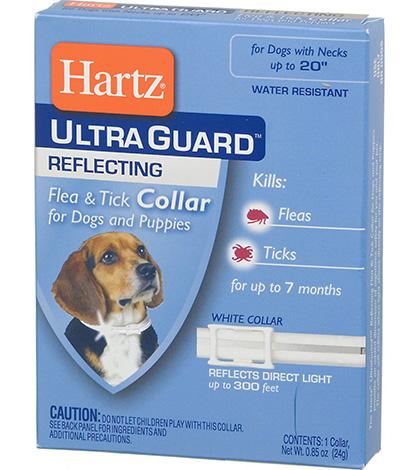 Ошейник от блох для собак Hartz Ultra Guard