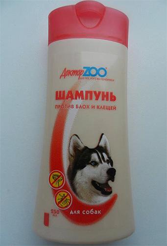 В составе шампуня Доктор Zoo много натуральных компонентов