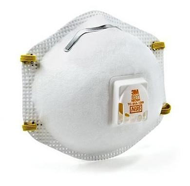 При уничтожении клопов средством Комбат используйте респиратор