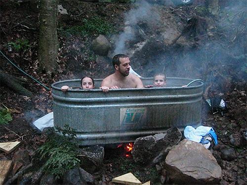 Не пытайтесь избавиться от вшей с помощью очень горячей ванны - этот метод неэффективен