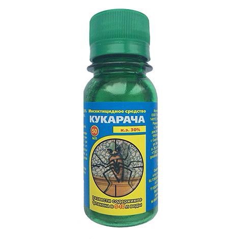 Пример: средство от клопов Кукарача имеет довольно высокую эффективность против паразитов, но при этом обладает весьма неприятным запахом