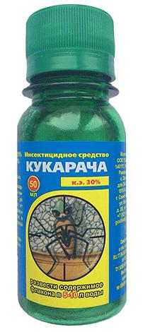 Средство от насекомых Кукарача (концентрат эмульсии)