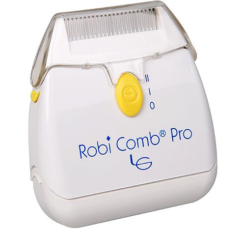 Электрический гребень Robi Comb от Lice Guard