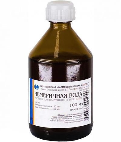 Чемеричная вода популярна в народе для лечения от вшей