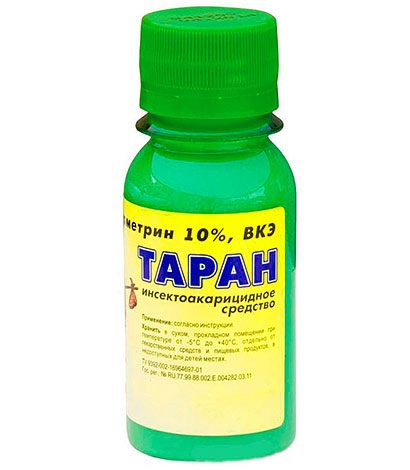 Концентрат средства от насекомых Таран