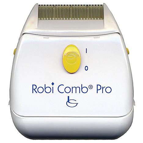 Электрический гребень от вшей Robi Comb