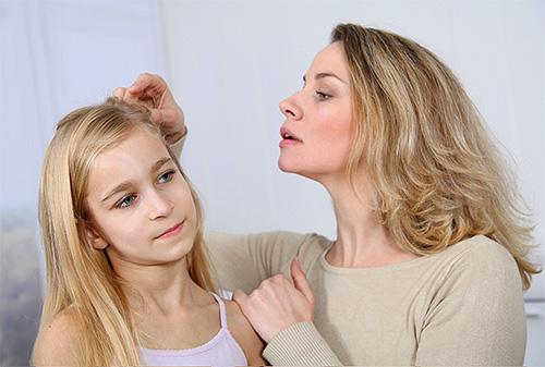Выведение вшей дома - неплохой вариант для тех, кто боится травмировать психику ребенка обращением в спецприемники