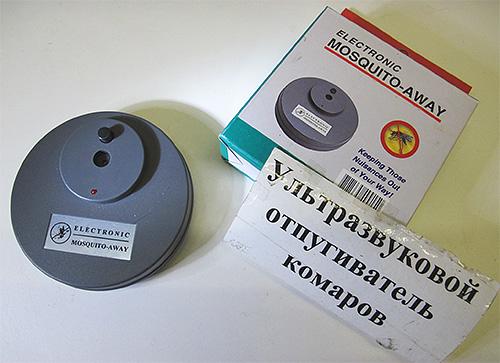 Ультразвуковые отпугиватели будут эффективны против насекомых, использующих ультразвук при коммуникации, например, против комаров
